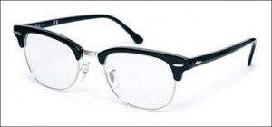 مراقبت از عینک طبی